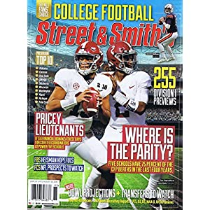 Street And Smith College Football [US] 2018 No. 85 2018 (単号)