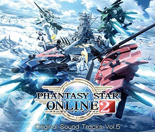 ファンタシースターオンライン2 オリジナルサウンドトラック Vol.5