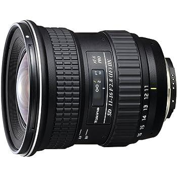 Tokina 超広角ズームレンズ AT-X 116 PRO DX 11-16mm F2.8 (IF) ASPHERICAL ニコン用 APS-C対応