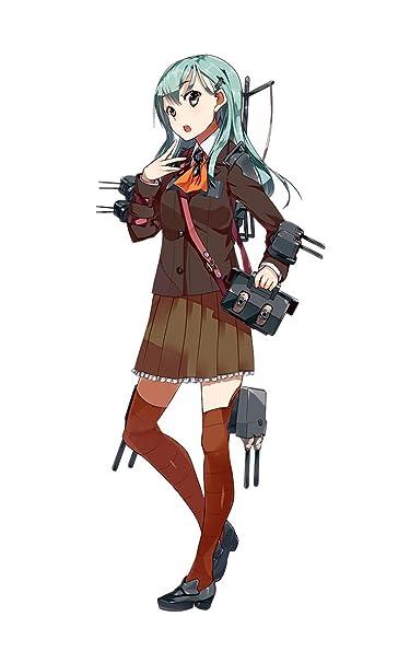 艦隊これくしょん~艦これ~  iPhone/Androidスマホ壁紙(740×1196)-1 - 重巡洋艦 鈴谷