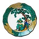 アマブロ ムーミン 九谷焼 豆皿 MOOMIN×amabro JAPAN KUTANI GOSAI Snufkin / スナフキン