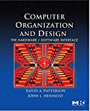 Cover of Computer Organization and Design, Fourth Edition, Fourth Edition: The Hardware/Software Interface (The Morgan Kaufmann Series in Computer Architecture and Design)