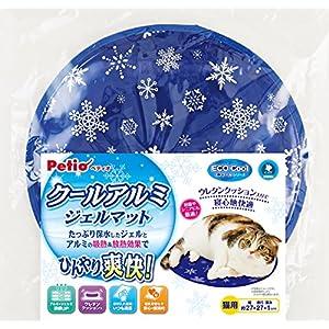 ペティオ (Petio) クールアルミジェルマット 猫用
