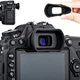 Soft Silicon Camera Viewfinder Eyecup Eyepiece Eyeshade for Nikon D750 D610 D600 D7500 D7200 D7100 D7000 D5600 D5500 D5300 D5