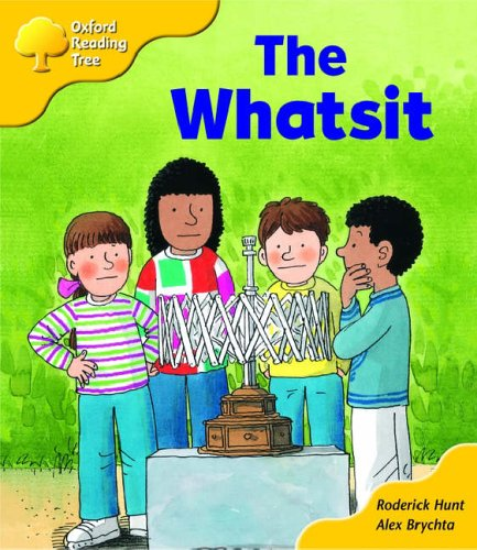 Oxford Reading Tree: Stage 5: More Storybooks: The Whatsit: Pack Aの詳細を見る