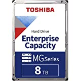 MG06ACA800E Toshiba 8TB SATA 6 Gb/s Enterprise NAS HDD MG Series (New w/Warranty) HDEPV11GEA51 512e 256MB 3.5 Inch 7200 RPM H