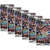 【6パックセット】DMRP-05 デュエル・マスターズTCG 双極篇 拡張パック第1弾 轟快!! ジョラゴンGo Fight!!