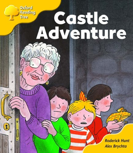 Oxford Reading Tree: Stage 5: Storybooks (magic Key): Castle Adventureの詳細を見る