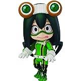 ねんどろいど 僕のヒーローアカデミア 蛙吹梅雨 ノンスケール ABS&PVC製 塗装済み可動フィギュア