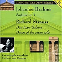 Brahms: Symphony #1; Strauss: Don Juan/ Salome Dance of 7 Veils (2013-05-03)