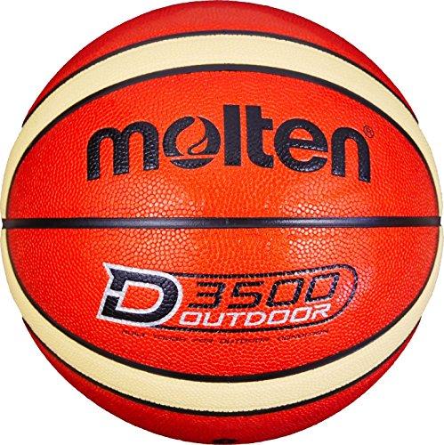 モルテン アウトドアバスケットボール 7号球 B7D3500(Men's)