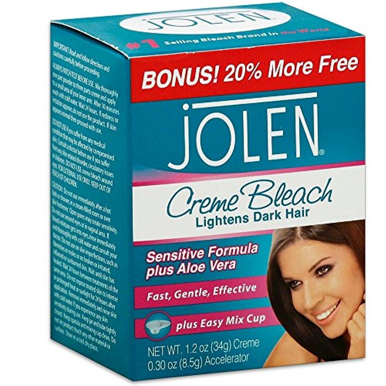 いつでも仲人公式Jolen ジョレン 眉用ブリーチクリーム 4個セット 【並行輸入品】