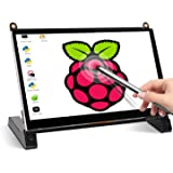 Eviciv Portable Computer Monitor 7in touch Raspberry Pi monitor