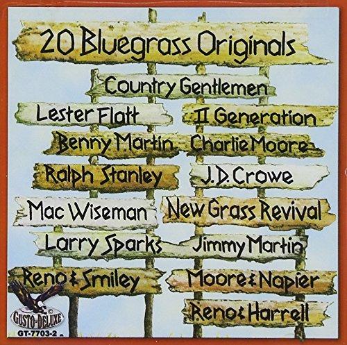 20 Bluegrass Originals