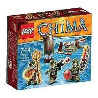 """レゴ (LEGO) チーマ トライブパック""""ワニ族"""" 70231"""