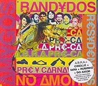 Abra Pre-Ca: Amigos Bandidos Residentes No Amor【CD】 [並行輸入品]