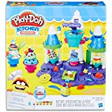 Play Doh - Kitchen Creations - Ice Cream Castle inc 6 Tubs & Accessories