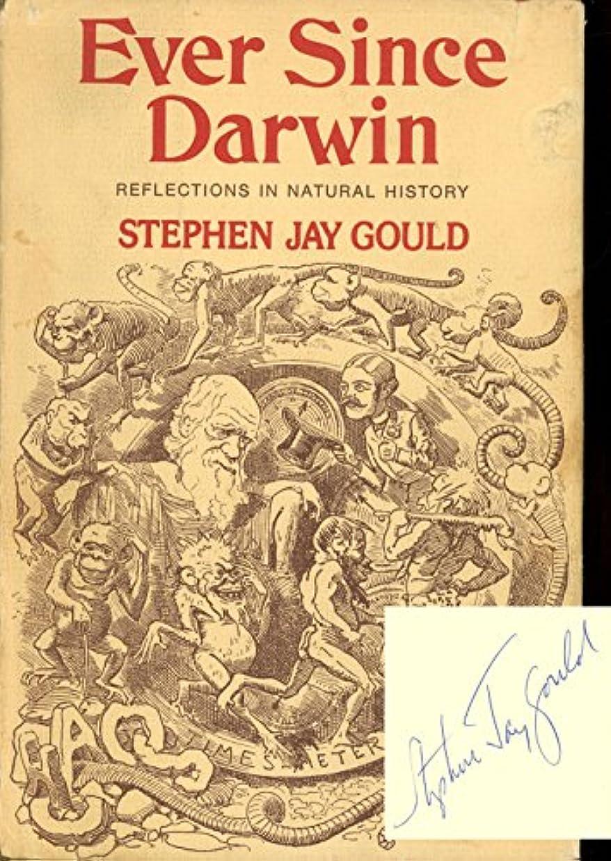 ネックレット退院余計なEver Since Darwin: Reflections in Natural History