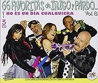 Las 66 Favoritas Inigo Y Pardo Vol 8 No Es Un Dia Cualquiera / Various