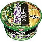 日清麺職人 わかめ醤油 93g×12個