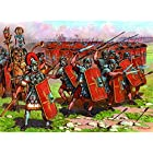 ズベズダ 歴史フィギュアシリーズ 1/72 ローマ帝国軍歩兵 ZV8043