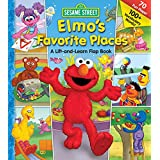 Sesame Street Elmo's Favorite Places (Lift-the-Flap)