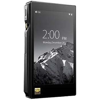 フィーオ ハイレゾ・デジタルオーディオプレーヤー(ブラック)32GBメモリ内蔵+外部メモリ対応FiiO X5 3rd generation FIIO-X5 3RD GENERATION BLACK