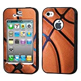 Best Mybat iPhone 4Sケース - MYBAT Sports Collection VERGE Hybrid Protector Cover Review