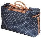男女兼用 おしゃれなデザインバッグ 2way 海外セレブ風 ショルダーバッグ キルティング ボストンバッグ ビジネスバッグ トラベルバッグ メンズ 旅行用 鞄 旅行 カバン 出張 カジュアル おしゃれ 1泊2日 大容量 ユニセックス