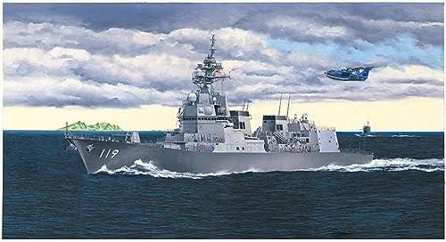 青島文化教材社 1/700 ウォーターラインシリーズ 海上自衛隊護衛艦 DD-119 あさひ SP プラモデル