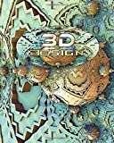 3D DESIGN: 3D FRACTAL DESIGN NOTEBOOK, ARCHITECTS, DESIGNERS, ENGINEERING, PROGRAM CODERS, TECHNICAL WRITER NOTEPAD, COLUMN RULED & 3D ISOMETRIC  GRAPH PAPER, CODE HTML, CSS, C++, JAVASCRIPT, SQL PROGRAMMING LANGUAGE, DRAWING 3D GRAPHICS - 8 x 10 Journal