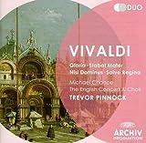 Vivaldi: Gloria RV.589; A.Scarlatti: Dixit Dominus, Corelli:Christmas Concerto, etc