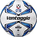 molten(モルテン)ヴァンタッジオ5000キッズ サッカーボール 4号球 ホワイト×ブルー F4V5000 ホワイト×ブルー