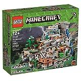 レゴ (LEGO) MINECRAFT マインクラフト 山の洞窟 The Mountain Cave 21137