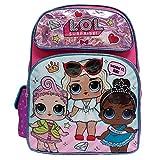 LOL Surprise! 「BB!」 ピンク & パープル Lサイズ 女の子用 スクールバックパック