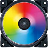 アイネックス RGB LEDファン 120mm PWM BA-CF120RM