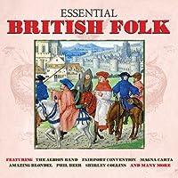 Essential British Folk [Import]