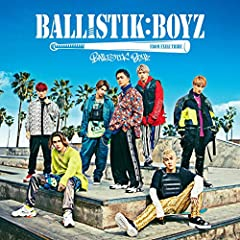 BALLISTIK BOYZ from EXILE TRIBE「Crazy for your love」のジャケット画像