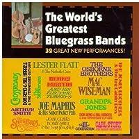 World's Greatest Bluegrass Bands