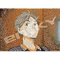 300ピース ジグソーパズル ハイキュー! ! モザイクアート 菅原孝支 ラージピース(38x53cm)