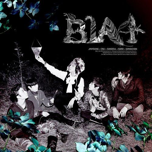 B1A4 3rd Mini Album - In The Wind (韓国盤)