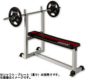 IROTEC (アイロテック) プレスベンチ K/ベンチプレス バーベル ダンベル 筋トレ トレーニングベンチ