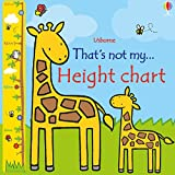That's Not My Height Chart and Book (That's Not My...Activity Book)