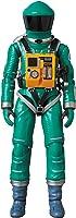 MAFEX MAFEX No.089 2001年航天之旅 太空服装 绿色版 全高约160mm 已上色 可动手办