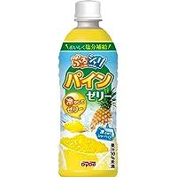 ダイドー ぷるシャリパインゼリー 490ml ×24本