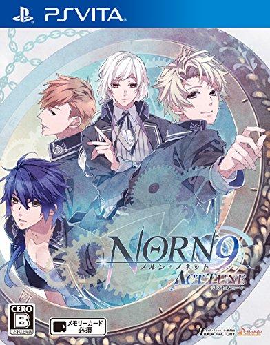 ノルン+ノネット アクト チューン - PS Vita