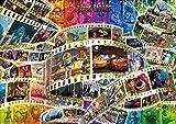 300ピース ジグソーパズル ディズニー ピクサー アニメーションヒストリー 【ホログラムジグソー】(30.5x43cm)