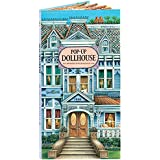 Victorian Dollhouse Furniture Included in Pop Up Book 8 1/8 x 15 3/8