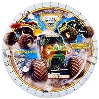 Monster Jam 3D Dinner Plates モンスタージャム3Dディナープレート♪ハロウィン♪クリスマス♪