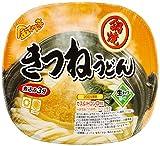 徳島製粉 金ちゃん亭 鍋焼きつねうどん 213g×12個
